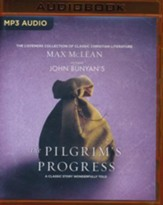 John Bunyan's The Pilgrim's Progress: A Classic Story Wonderfully Told - unabridged audio book on MP3-CD