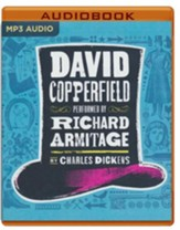 David Copperfield - unabridged audio book on MP3-CD
