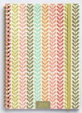 2017-2018 Fashion, 18 Month Planner