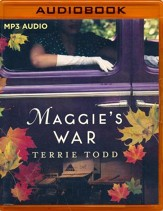 Maggie's War - unabridged audio book on MP3-CD