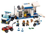 LEGO ® City Mobile Command Center