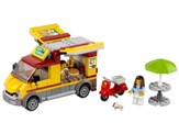 LEGO ® City Pizza Van