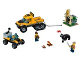 LEGO ® City Jungle Halftrack Mission