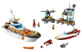 LEGO ® City Coast Guard Head Quarters