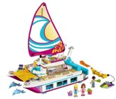 LEGO ® Friends Sunshine Catamaran