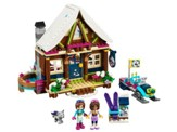 LEGO ® Friends Snow Resort Chalet