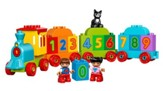 LEGO ® DUPLO ® Number Train