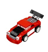 LEGO ® Creator Red Racer