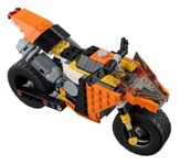 LEGO ® Creator 3-in-1 Sunset Street Bike