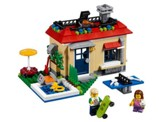 LEGO ® Creator 3-in-1 Modular Poolside Holiday Set