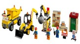 LEGO ® Juniors Demolition Site