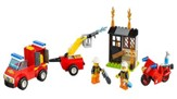 LEGO ® Juniors Fire Patrol Suitcase