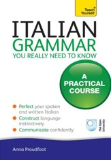 Italian Grammar You Really Need To Know: Teach Yourself / Digital original - eBook