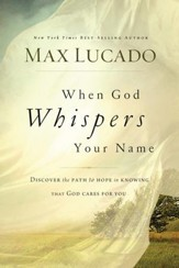 When God Whispers Your Name - eBook