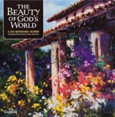 2018 Wall Calendar, The Beauty Of God's World