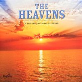2018 Wall Calendar, The Heavens