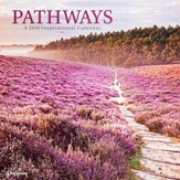 2018 Wall Calendar, Pathways