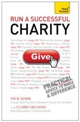 Run a Successful Charity: Teach Yourself / Digital original - eBook