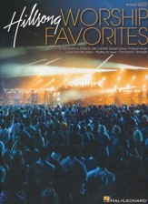 Hillsong Worship Favorites (Piano Solo)