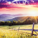 2018 Wall Calendar, Psalms