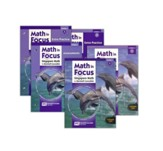 Math in Focus Grade 8 Student Pack (for extra students)