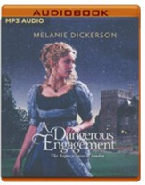 A Dangerous Engagement - unabridged audio book on MP3-CD