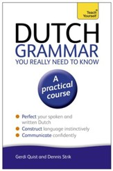 Dutch Grammar You Really Need to Know: Teach Yourself / Digital original - eBook