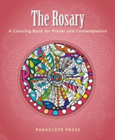 The Rosary: A Coloring Book for Prayer and Meditation