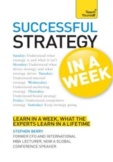 Strategy in a Week: Teach Yourself / Digital original - eBook
