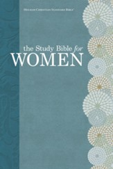 HCSB Study Bible for Women, Personal Size Edition, Hardcover, Thumb-Indexed
