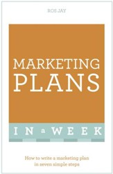 Successful Marketing Plans in a Week: Teach Yourself / Digital original - eBook