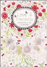 Love and Friendship Coloring Book