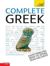 Complete Greek: Teach Yourself / Digital original - eBook