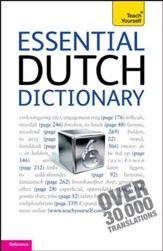 Essential Dutch Dictionary: Teach Yourself / Digital original - eBook