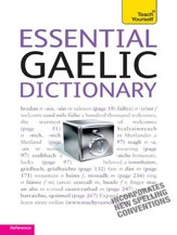 Essential Gaelic Dictionary: Teach Yourself / Digital original - eBook