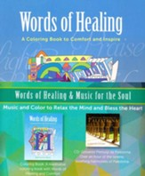 Words of Healing: Color and Sound Set