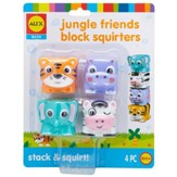Jungle Friends Block Squirters