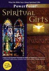 Spiritual Gifts: PowerPoint - Slightly Imperfect