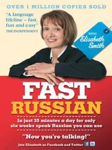 Fast Russian with Elisabeth Smith Ebook / Digital original - eBook