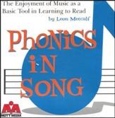 Phonics in Song Audio CD