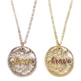 Brave Necklace Set