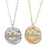 Believe Necklace Set