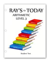 Ray's for Today Arithmetic Level 3 Student Text