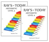 Ray's For Today Arithmetic Level 4 Set