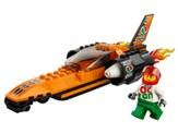 LEGO ® City Great Vehicles Speed Record Car