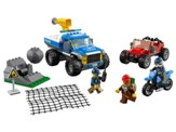 LEGO ® City Dirt Road Pursuit