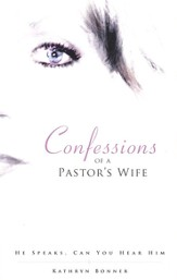 Confessions of a Pastor's Wife: He Speaks, Can You Hear Him?