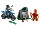 LEGO ® City Police Off-Road Chase
