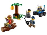 LEGO ® City Police Mountain Fugitives