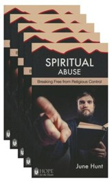Spiritual Abuse: Religion at Its Worst - 5 Pack